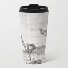 Joshua Tree Park by CREYES Metal Travel Mug