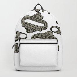 Mtb Cleats Backpack