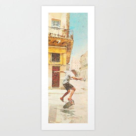 RIO3 Art Print