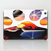 shih tzu iPad Cases featuring Love My Shih Tzu by Sandy Malina Williamson