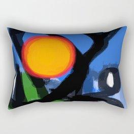 The fall Rectangular Pillow