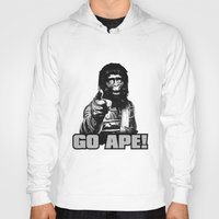 ape Hoodies featuring Vintage Ape * Go Ape by Freak Shop | Freak Products