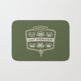 Professional Cat Herder Bath Mat