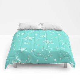 Star Doodles Comforters