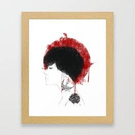 NIPPON Framed Art Print