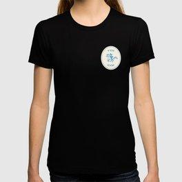 Yee Haw in Blue T-shirt