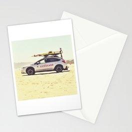 Beach Watch Stationery Cards