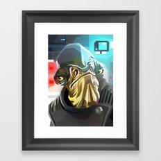 SW#77 Framed Art Print