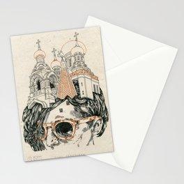 Head sanctuary Stationery Cards