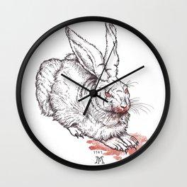 the beast of caerbannog Wall Clock