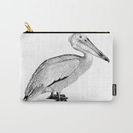 Artistic Falcon Bird Carry-All Pouch