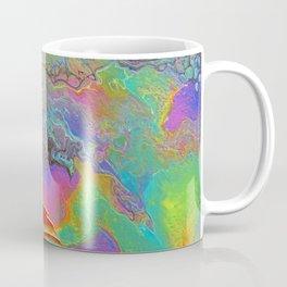 Floating to Earth Coffee Mug