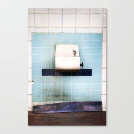 Fountain 01 Canvas Print