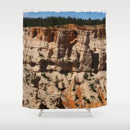 Mind Blowing Bryce Canyon View Shower Curtain