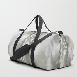 "say no to patriarchy / ""the prudence"" Duffle Bag"