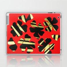 Benihana (Red Flower) Laptop & iPad Skin