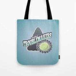 Tribble Troublemakers Tote Bag