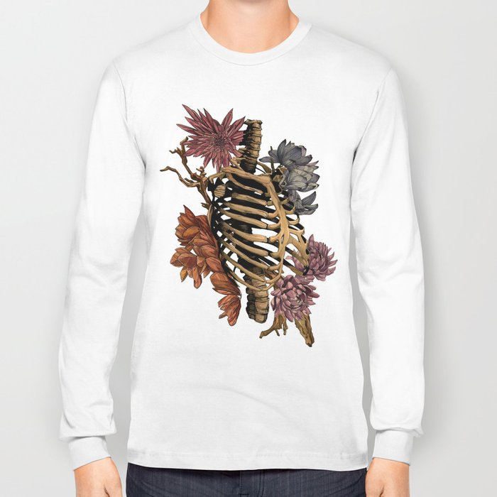 Bones Long Sleeve T-shirt