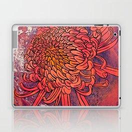 Chrysanthemum (Silk screen & fine liner) Laptop & iPad Skin