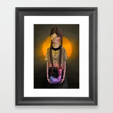 nordic Framed Art Print