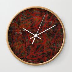 Supermarket Knox Wall Clock