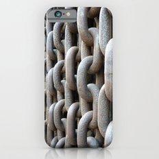 Chains #1 iPhone 6s Slim Case