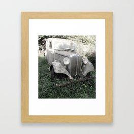Reclaimed Framed Art Print