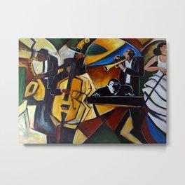 The Jazz Group Metal Print