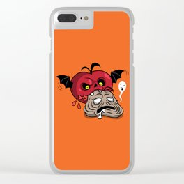Drinker of Tomato Juice Clear iPhone Case
