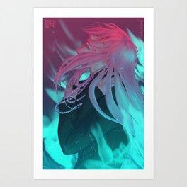 Undertaker: Reaper's Cackle Art Print
