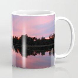 Pink Sunset Coffee Mug