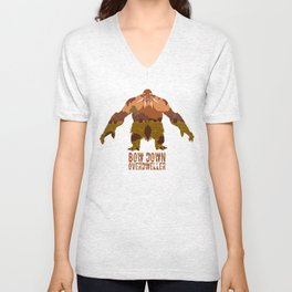 Lord of Crags Unisex V-Neck