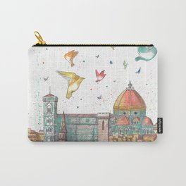 Colors Of Florence Carry-All Pouch