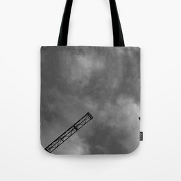 sky canvas Tote Bag