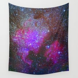 North America Nebula: Stars in the space. Wall Tapestry