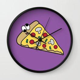 Goofy Foods - Goofy Pizza Wall Clock