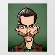 Donnie Canvas Print