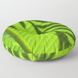 Leaves - Maui Floor Pillow