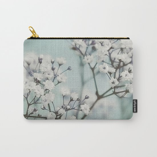 flowers VI Carry-All Pouch