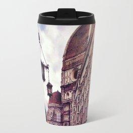 The Cattedrale di Santa Maria del Fiore Pt. II Travel Mug