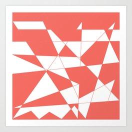 pattern ############ Art Print