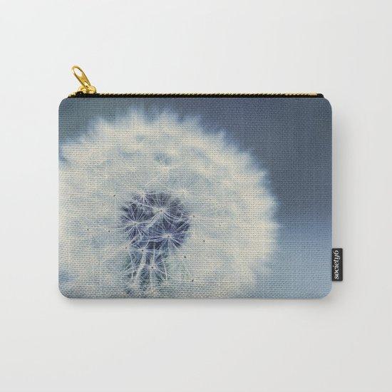 dandelion blues Carry-All Pouch