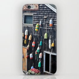Bar Harbor 1 iPhone Skin