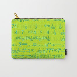 Matematico Carry-All Pouch
