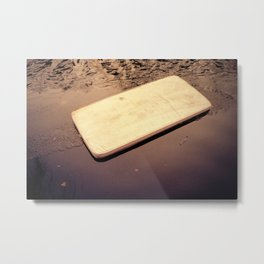 mattresses (yea but does it float) Metal Print