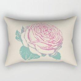 rosa rosae rosarum Rectangular Pillow