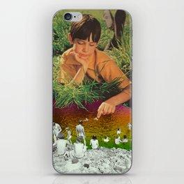 Pastime iPhone Skin