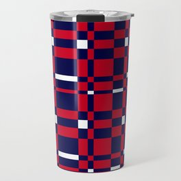 Union Jack Colours Travel Mug