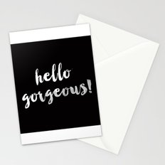 Hello Gorgeous! Stationery Cards