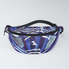 2343s-JPC_5581 Blue Nude Feminine Centered Power Focus Connected Energy Fanny Pack